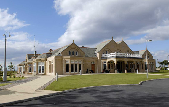 Photograph of Royal Troon Golf Club